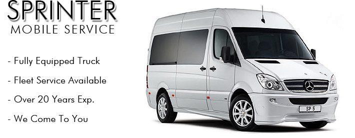 sprinter mobile service